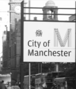 Manchester: Fiduciams tweede kantoor in Engeland