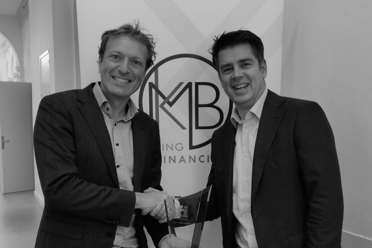 Officiële uitreiking Erkend MKB Financier keurmerk